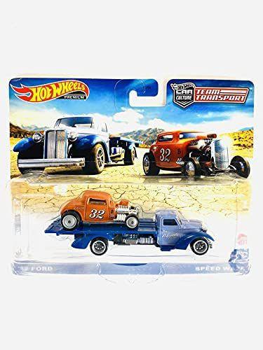 Team Transport Ford 32 + caminhão 2021