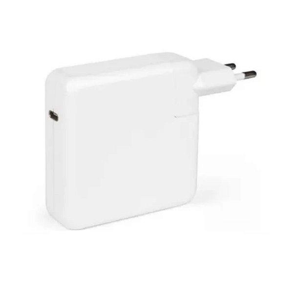 Carregador Power Adapter USB-C iPad Macbook Air Pro Retina 61w