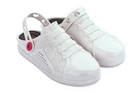 Crocs Sneaker Barbie Sot Branco