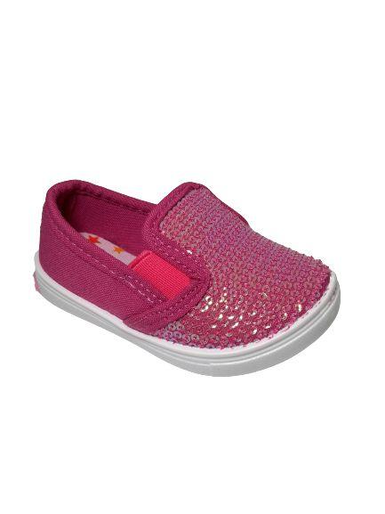 Sapatilha Florattinha Iate Baby Bb91 Pink