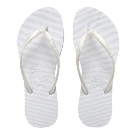 Chinelo Havaianas Slim Branco