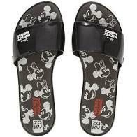 Chinelo Slide Zaxy Fem Joy Mickey S