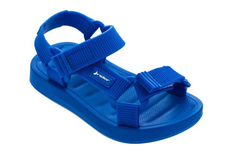 Sandalia Rider Free Papet Azul/azul