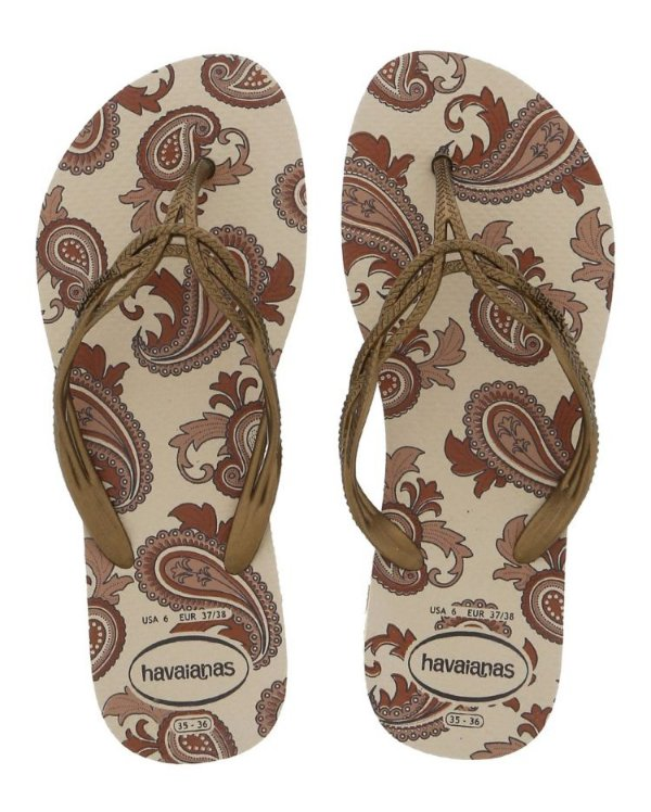 Chinelo Havaianas Fsh Swt Royal Gd