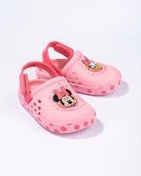 Crocs Disney Love Baby Rosa/rosa