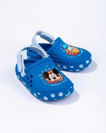 Crocs Disney Love Baby Azul/azul