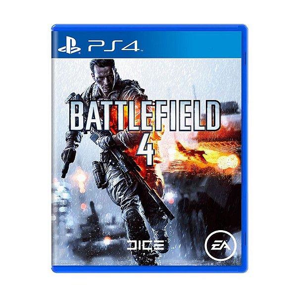 Jogo Battlefield 4 - PS4 (USADO)