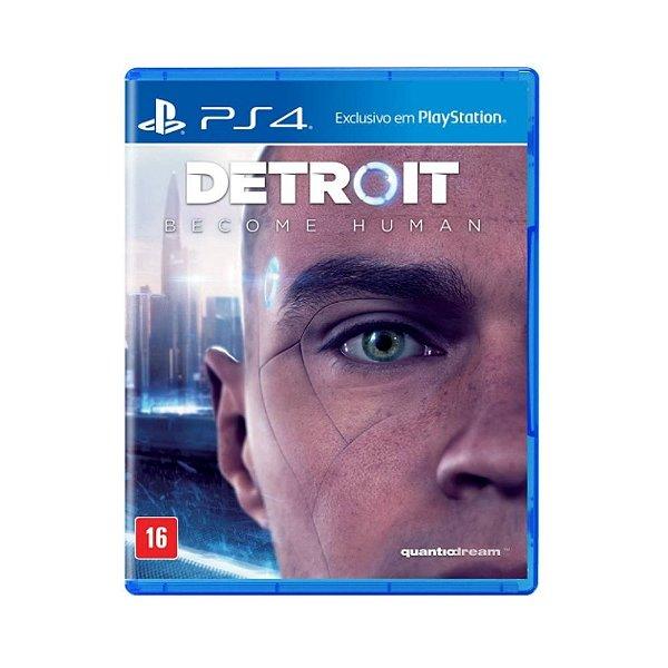 Jogo Detroit: Become Human - PS4 (USADO)