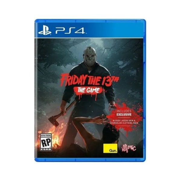 Jogo Friday The 13th The Game - PS4 (USADO)