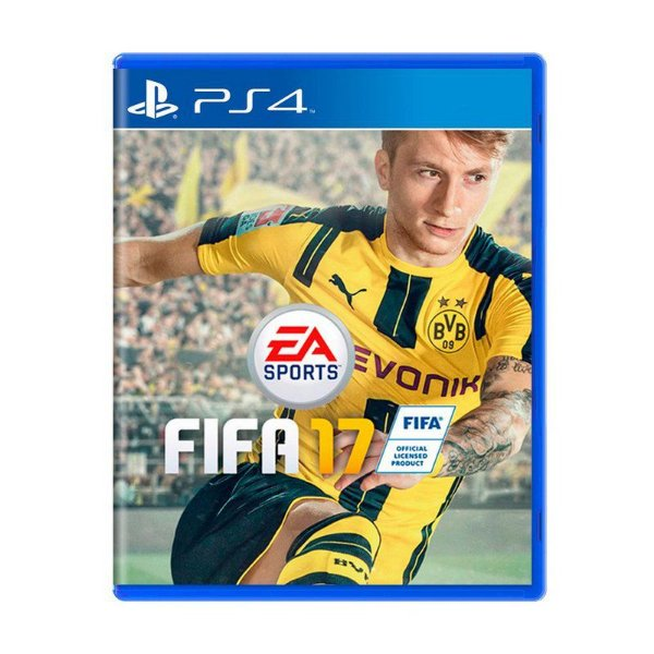 Jogo FIFA 2017 - PS4 (USADO)