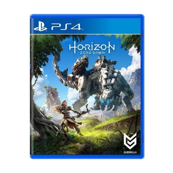 Jogo Horizon zero Dawn - PS4 (USADO)