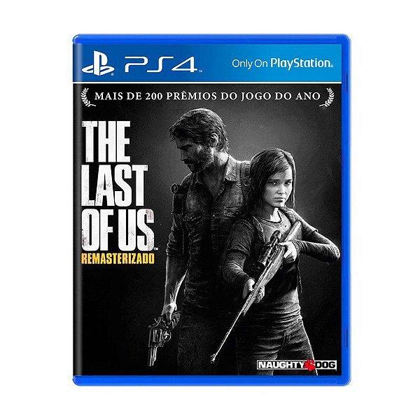 Jogo The Last of Us: Remasterizado - PS4 (USADO)
