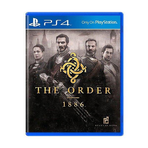 Jogo The Order 1886 - PS4 (USADO)