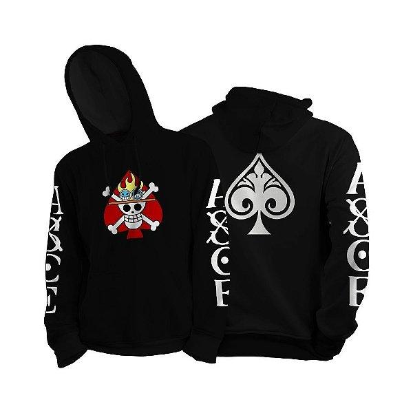 Moletom One Piece - Ás Ace