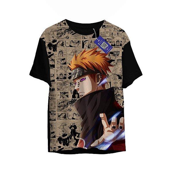 Camiseta Naruto - Pain Manga