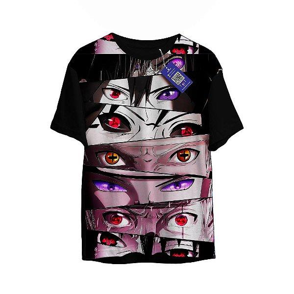 Camiseta Naruto - Kekkei Genkai