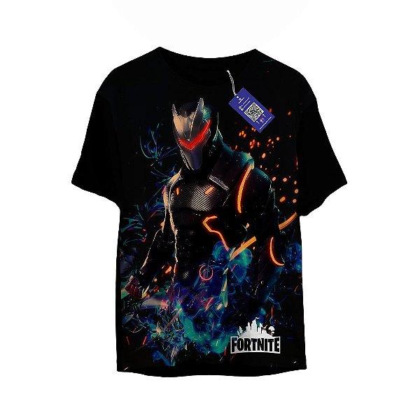 Camiseta Fortenite - Omega
