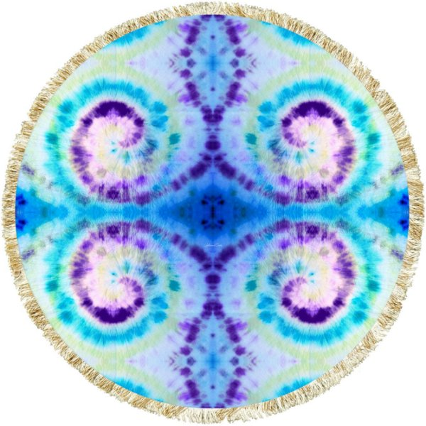 Canga redonda de crepe - CAN26