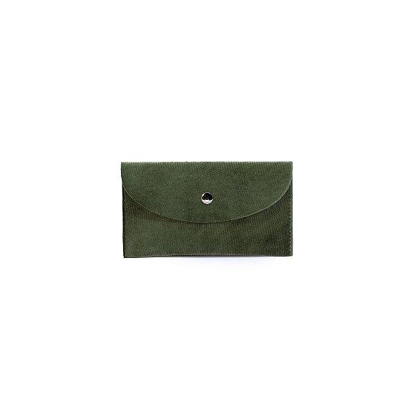 Carteira Maya - Verde Musgo
