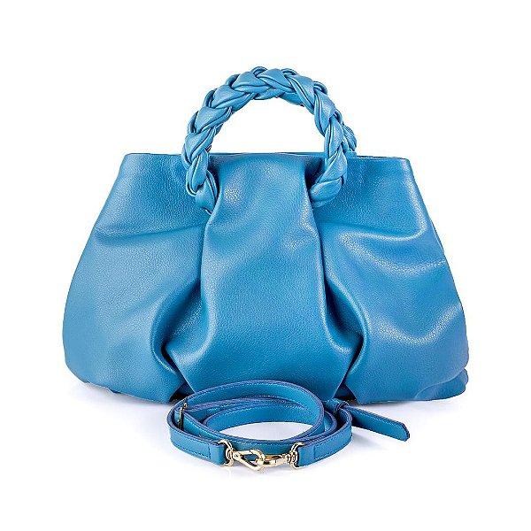 Bolsa Juliette cor Azul denim