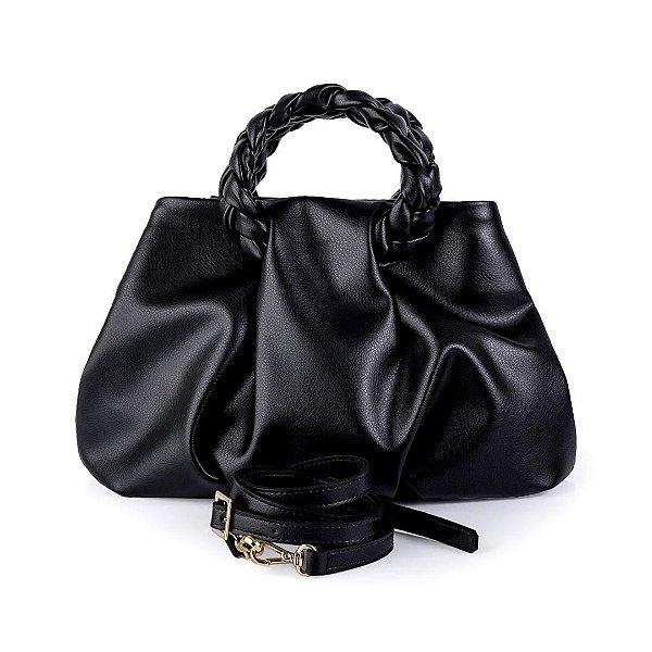 Bolsa Juliette cor preto