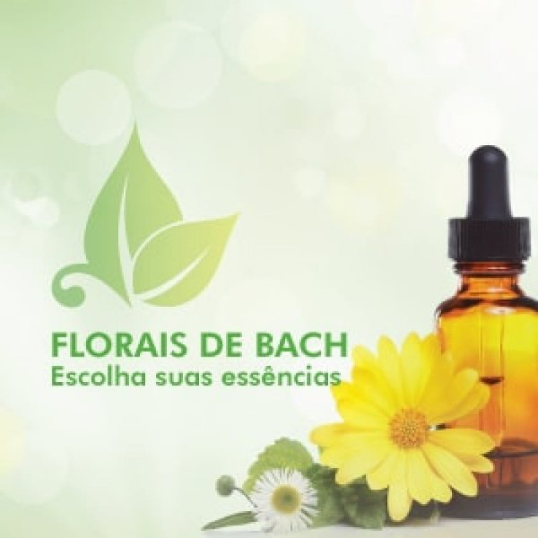 Floral De Bach Walnut