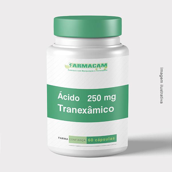 Ácido Tranexâmico 250 mg
