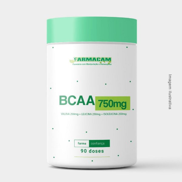 BCAA 750 mg
