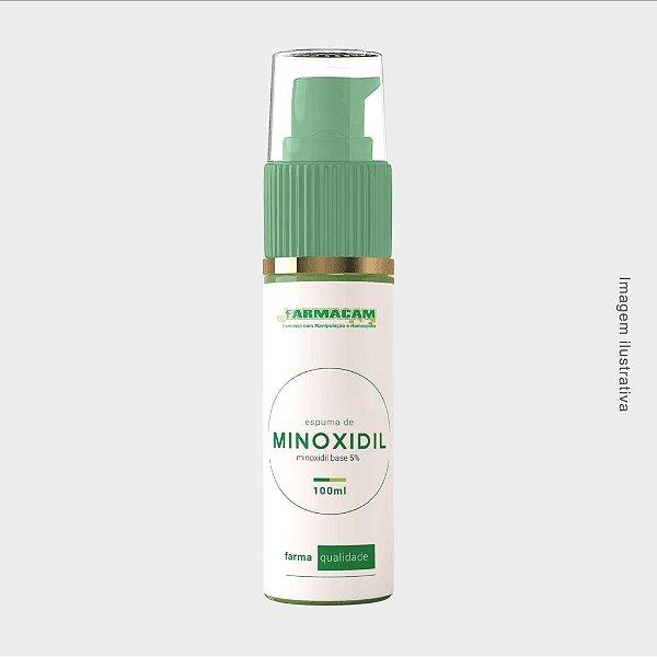 Minoxidil 5% Espuma