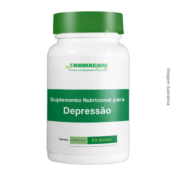 Suplemento Nutricional para Depressão