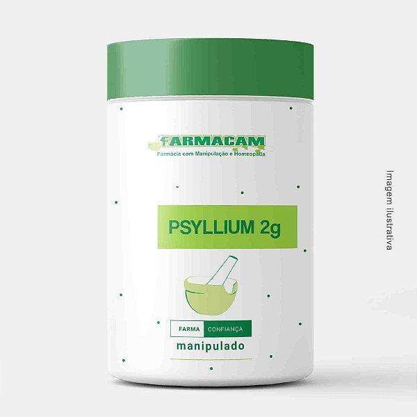 Psyllium 2,0 g