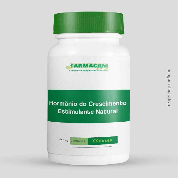 Hormônio do Crescimento - Estimulante Natural