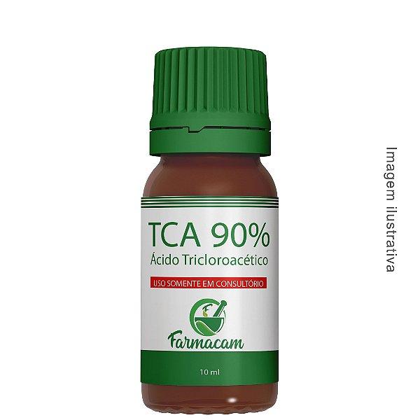 TCA 90% - Ácido forte - Uso em Consultório - 10 ml