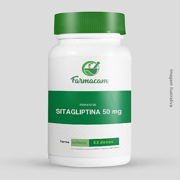 Sitagliptina fosfato 50 mg