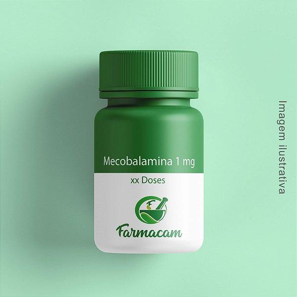 Mecobalamina 1 mg - Tablete alopático