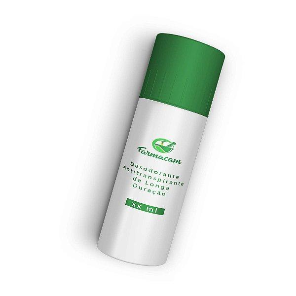 Desodorante Antitranspirante De Longa Duração