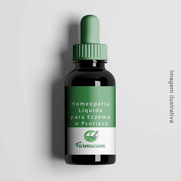 Homeopatia para Eczema e Psoríase