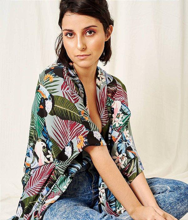 Kimono tucanos