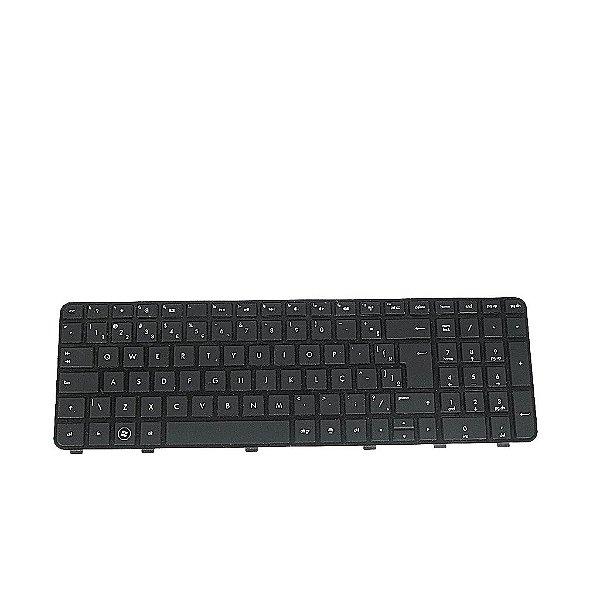 Teclado para Notebook HP Pavilion dv6-6c60br
