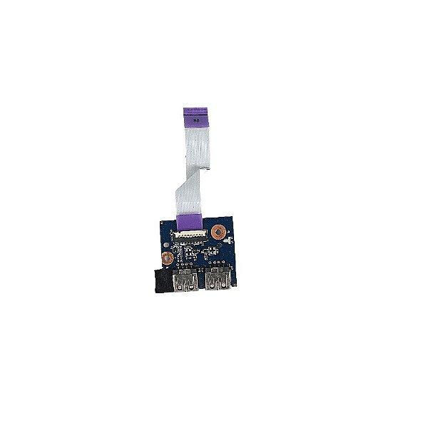 Placa USB Notebook HP Pavilion dv6-6c60br