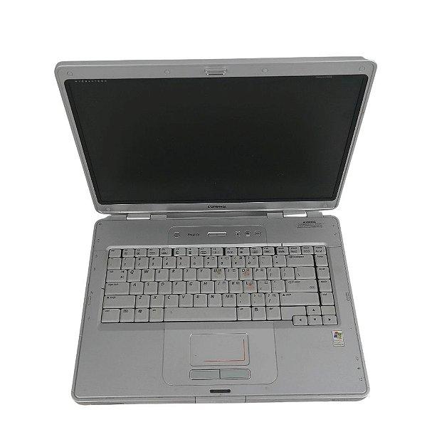 Notebook Barato Compaq Presario V5000 2GB HD 60gb Wifi Win 7