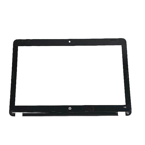 Moldura da tela para Peças para Notebook HP G42-271BR