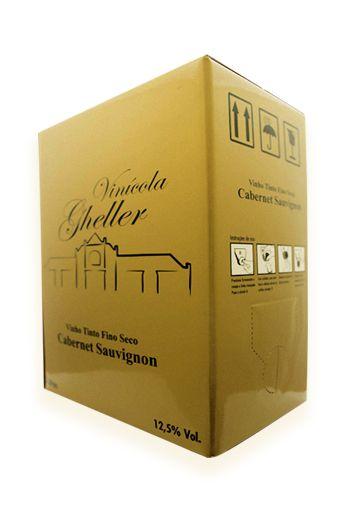 BIB Cabernet Sauvignon 1 Un x 5 L