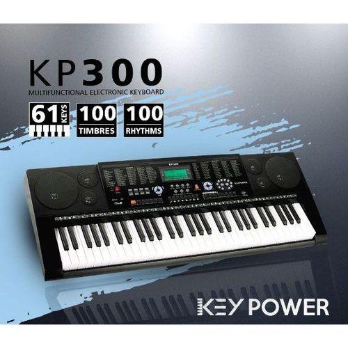 TECLADO  5/8 MUSICAL KEYPOWER KP300