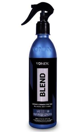 Cera Líquida Blend Wax Black Edition 500ml - Vonixx