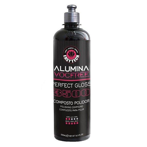 Lustrador 500ml Alumina Perfect Gloss 3500 - Easytech
