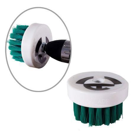 Escova Rotativa Para Limpeza 80mm Macia - AUTO CRAZY