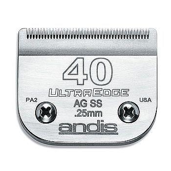 LAMINA 40 - 0.25 MM - ANDIS