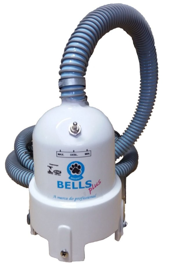 SOPRADOR BELLS PLUS 127V - BRASPET