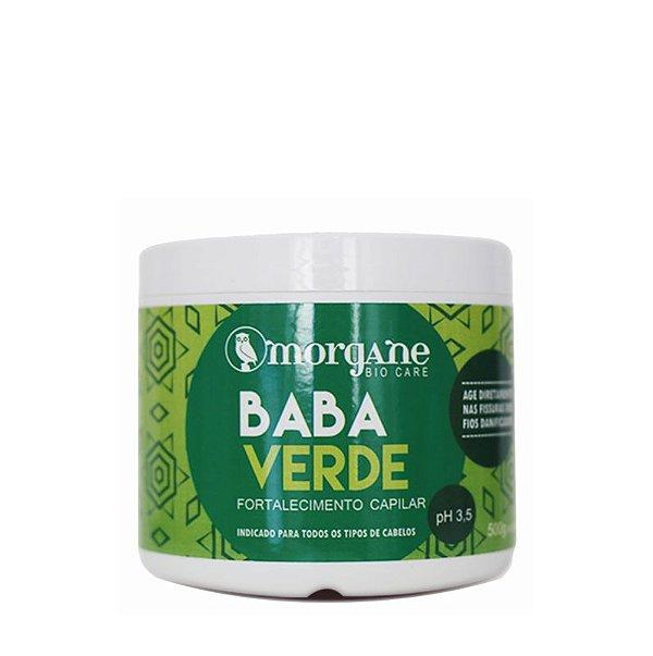 BABA VERDE - MÁSCARA - 500G
